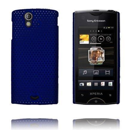 Atomic Sininen Sony Ericsson Xperia Ray Suojakuori