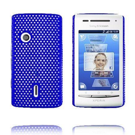 Atomic Sininen Sony Ericsson Xperia X8 Suojakuori