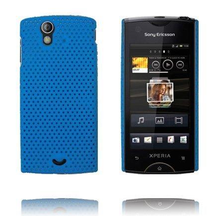 Atomic Vaaleansininen Sony Ericsson Xperia Ray Suojakuori