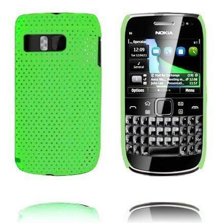Atomic Vihreä Nokia E6 Suojakuori