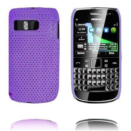 Atomic Violetti Nokia E6 Suojakuori