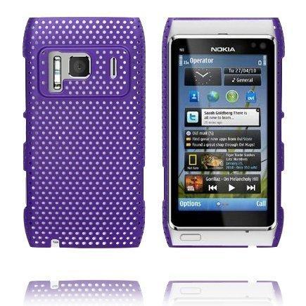 Atomic Violetti Nokia N8 Suojakuori