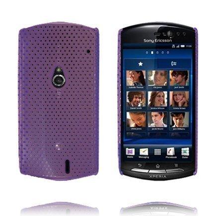 Atomic Violetti Sony Ericsson Xperia Neo Suojakuori