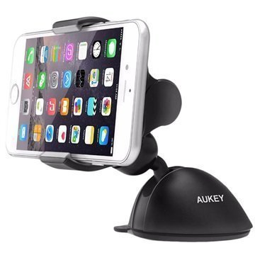 Aukey HD-C11 Universal Car Holder Black