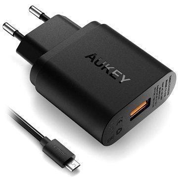 Aukey PA-T9 Nopea USB-Seinälaturi 3A