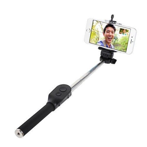 Aura Selfie-Keppi Bluetooth Laukaisijalla Musta
