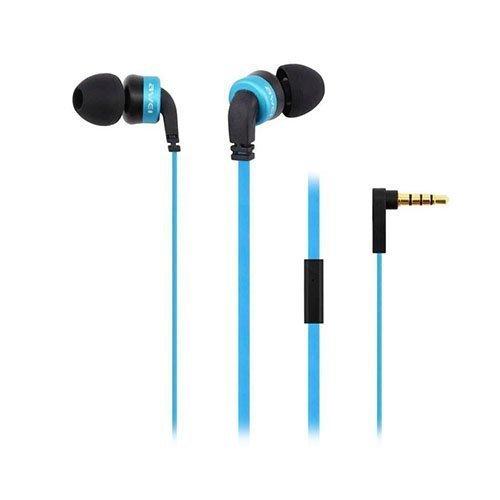 Awei Es-13i Mega Bass Nappikuulokkeet Mikrofonilla Sininen