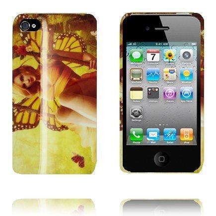 Babe Kultainen Keiju Iphone 4 Suojakuori
