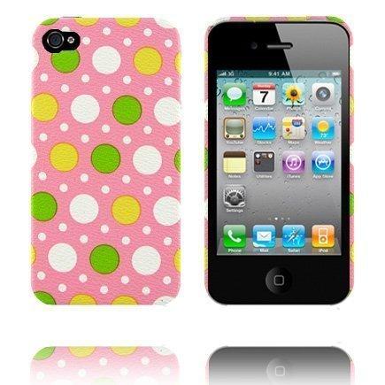 Baby Dots Pinkki Iphone 4 Suojakuori