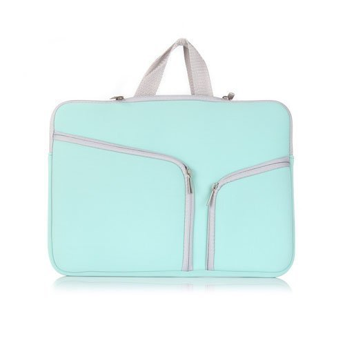 Bag Case For 11.6-12 Inch Laptops 270x210mm Cyan