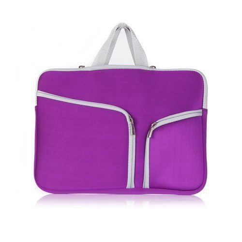 Bag Case For 11.6-12 Inch Laptops 270x210mm Purple