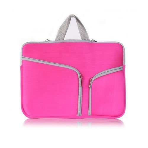 Bag Case For 11.6-12 Inch Laptops 270x210mm Rose
