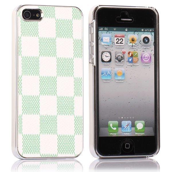 Barsberry Chrome Vaaleanvihreä Iphone 5 Suojakuori