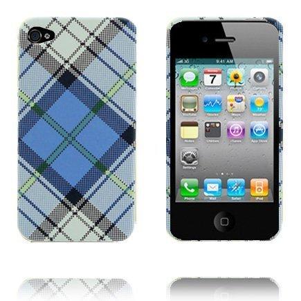 Barsberry Classic Sininen Iphone 4 Suojakuori