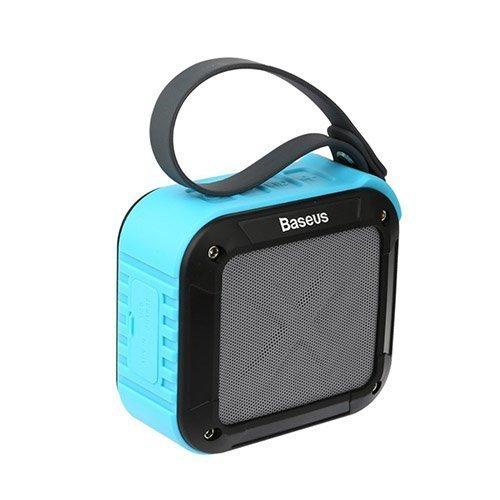 Baseus Gaiety Sarjan Bluetooth Kaiutin Ulkokäyttöön Sininen