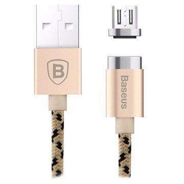 Baseus Insnap Series Magneettinen Datakaapeli 1m Kulta