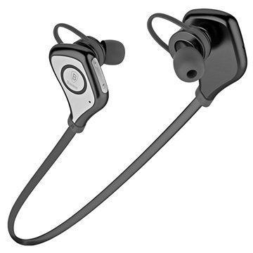 Baseus Music Series Sport Bluetooth-Stereokuulokkeet Musta