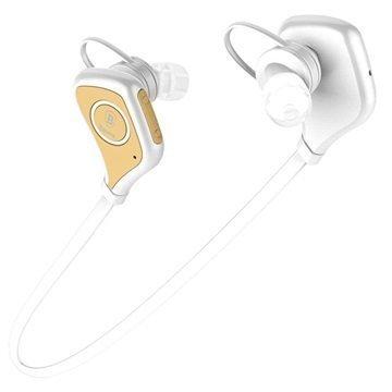 Baseus Music Series Sport Bluetooth-Stereokuulokkeet Valkoinen