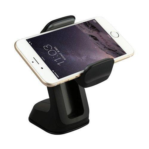 Baseus Z 360 Astetta Kääntyvä Autoteline Älypuhelimille Musta