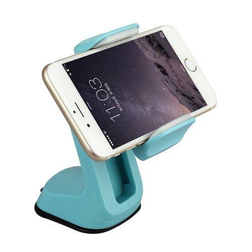 Baseus Z 360 Astetta Kääntyvä Autoteline Älypuhelimille Sininen