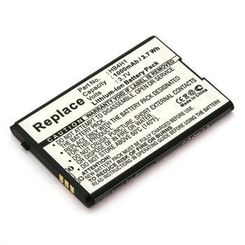 Battery HB4H1 Huawei G6600 G6603 T1600 T2211 T2251 T2281 1000mAh