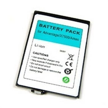Battery HTC Breeze MTeoR Dopod 595 Qtek 8600 Li-Polymer