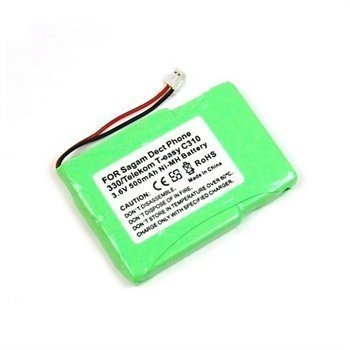 Battery Vodafone H20 Sagem DCP 12-300 Phonefax WP-2233SMS Ni-MH