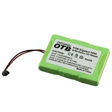 Battery for the Gigaset Micro 3000 3010 3015 Sinus 45 Micro
