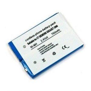 Battery for the Gigaset Pocket 2000C / 2010 / 3010 / Telecom CM800 / Sagem WP-2233