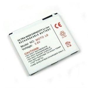 Battery for the Motorola V3x / L6 / L7 Li-Ion 700 mAh