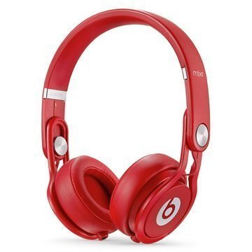Beats Mixr On-Ear Kuulokkeet Punainen