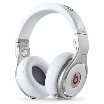 Beats Pro Over-Ear Headphones White