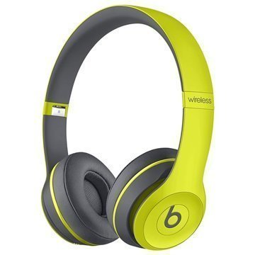 Beats Solo2 On-Ear Headphones Active Collection Yellow
