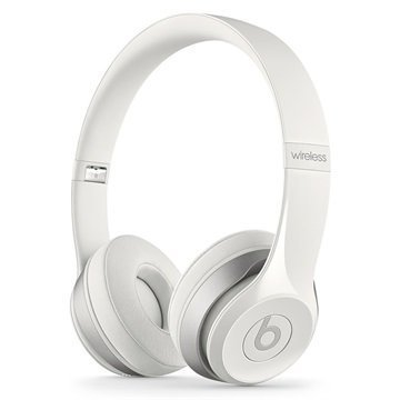 Beats Solo2 Wireless On-Ear Headphones White