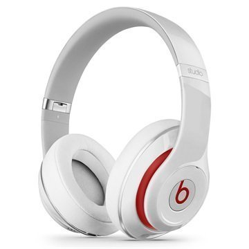 Beats Studio Over-Ear Headphones White