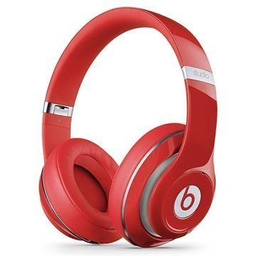 Beats Studio Over-Ear Kuulokkeet Punainen