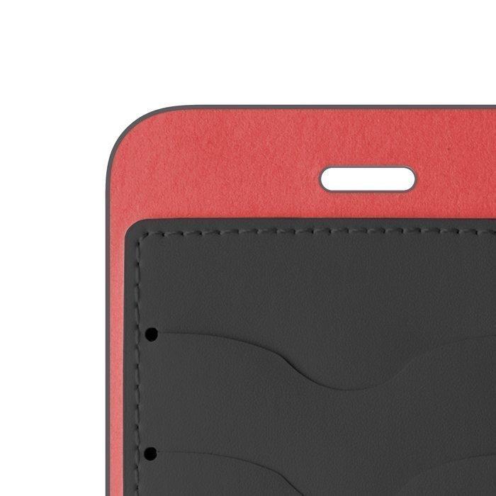 Beeyo Book Fusion Lompakkomallinen suojakotelo Samsung Galaxy S4 Musta