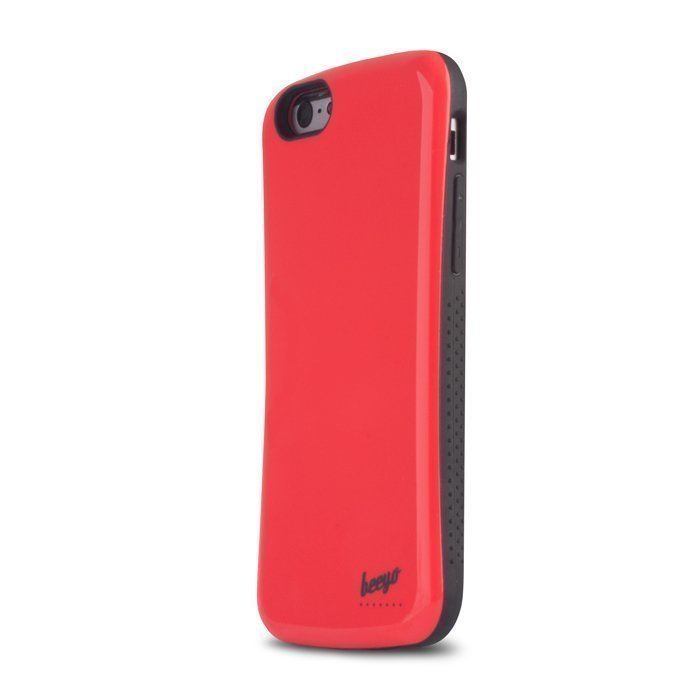 Beeyo Candy Cherry suojakotelo iPhone 6 Punainen