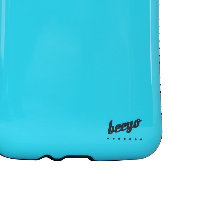 Beeyo Candy Curacao suojakotelo iPhone 6 Sininen