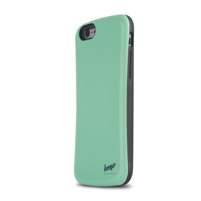 Beeyo Candy Mint suojakotelo iPhone 6 Mintunvihreä