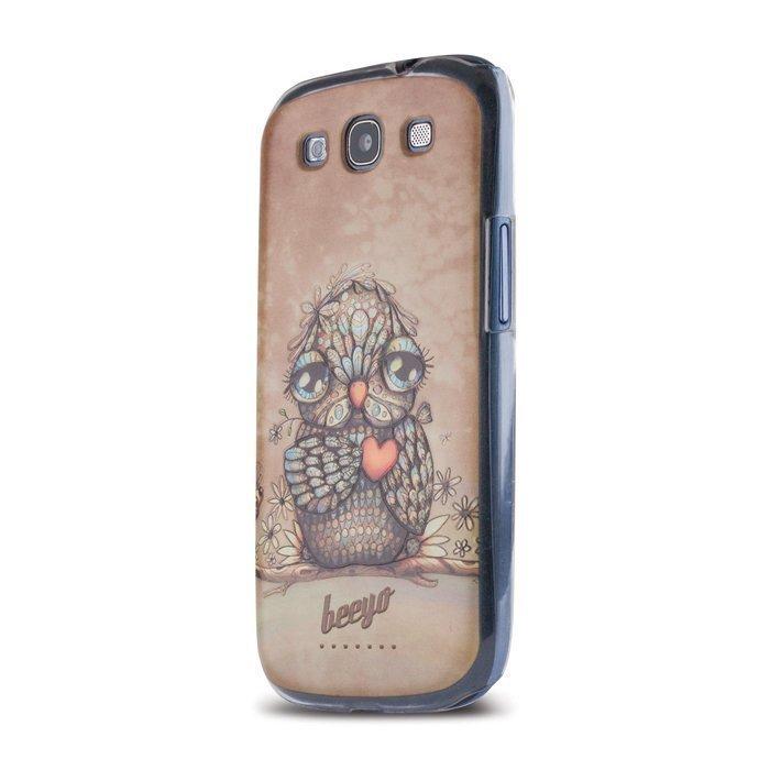 Beeyo Owlove Nokia Lumia 640 suojakotelo
