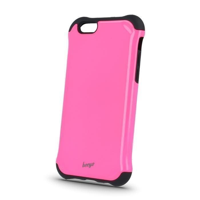 Beeyo Shock Pinkki suojakotelo iPhone 6 / 6S
