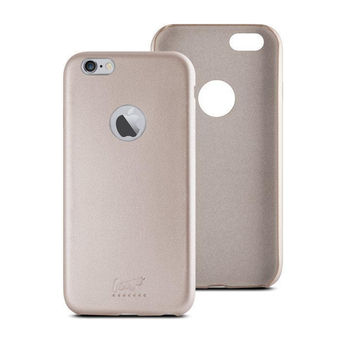Beeyo Skinny Beige suojakotelo iPhone 6