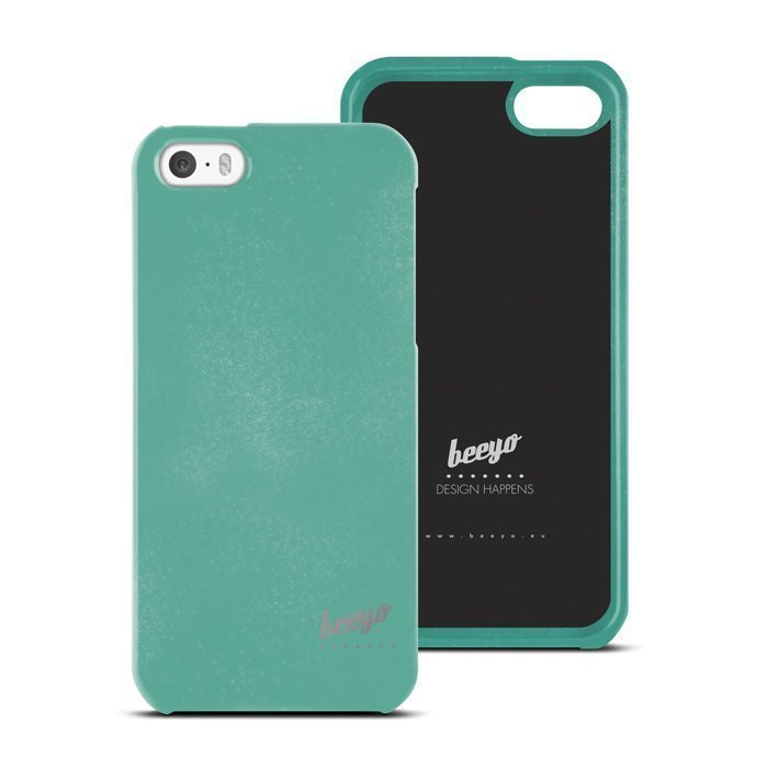 Beeyo Spark Mint suojakotelo iPhone 5 / 5S