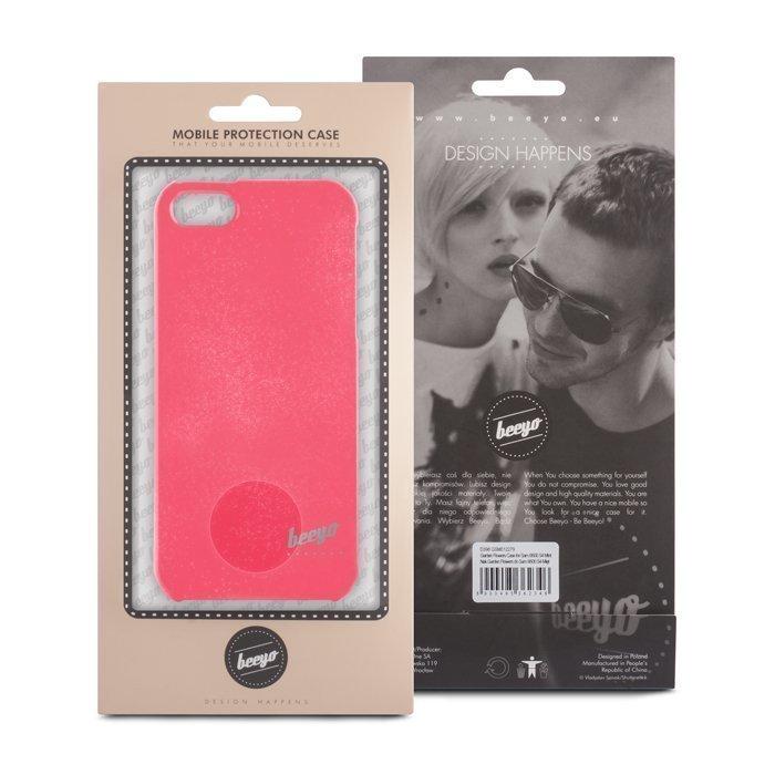 Beeyo Spark Raspberry suojakotelo iPhone 5 / 5S