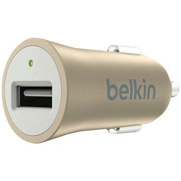 Belkin MIXIT Metallinen Autolaturi Kulta