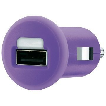 Belkin Mix It USB-autolaturi Violetti