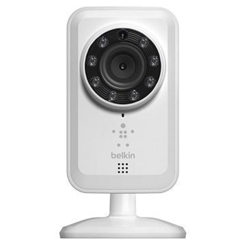 Belkin NetCam Wi-Fi Camera iOS Android
