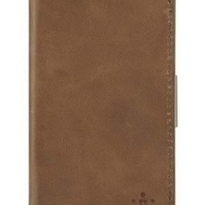 Belkin Premium Leather Wallet for Samsung Galaxy S4 Beige