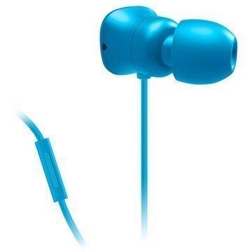 Belkin PureAV 002 In-Ear Kuulokkeet Sininen